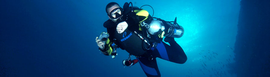 technical scuba diving courses in malapascua philippines