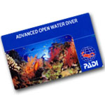 padi advanced open water evolution diving malapascua