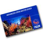 padi advanced open water evolution diving malapascua