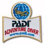 padi adventure diver evolution diving malapascua