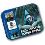 padi master scuba diver evolution divers malapascua