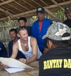 malapascua marine protection fund evolution diving cebu
