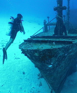 advanced open water diver-course malapascua philippines