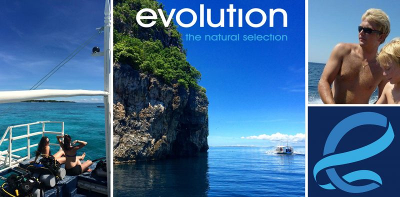 evolution diving resort malpascua philippines