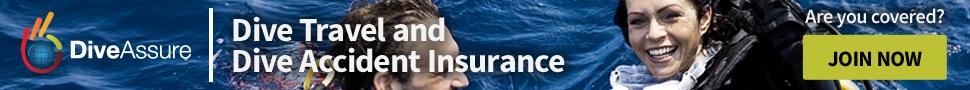 dive assure scuba diving vacation insurance