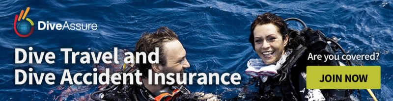 scuba diving vacation insurance