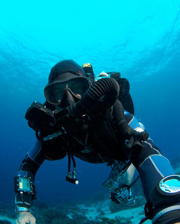 rebreather diving malapascua