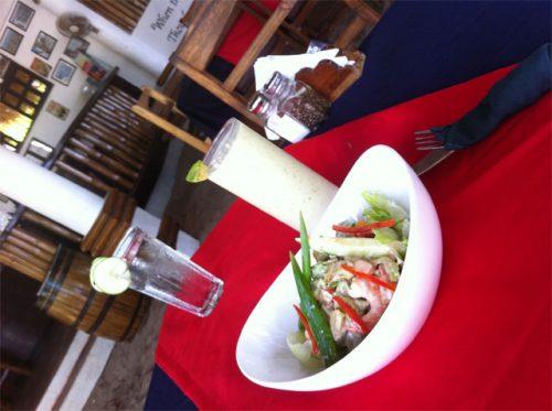 craic house restaurant malapascua island