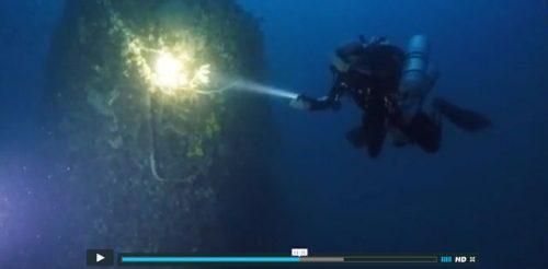 cebu pioneer wreck diving philippines