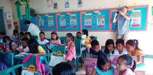 evolution kids book club malapascua island