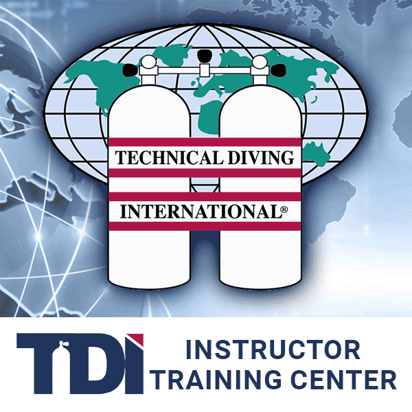 tdi instructor training center evolution diving resort