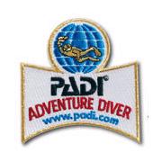 padi master adventure diver course malapascua