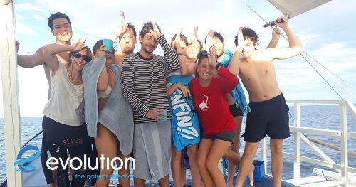 philippines christmas evolution diving resort