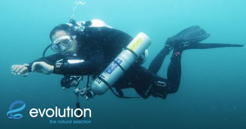 The long road to improvement evolution diving resort philippines