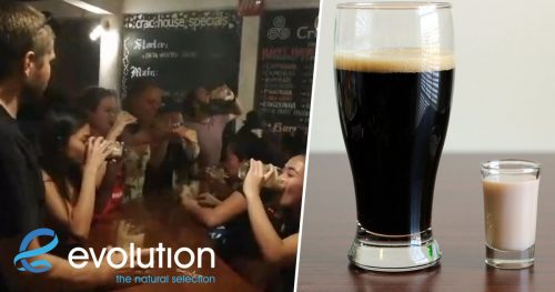 evolution diving resort irish car bomb