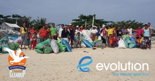 international coastal cleanup day 2019 malapascua philippines