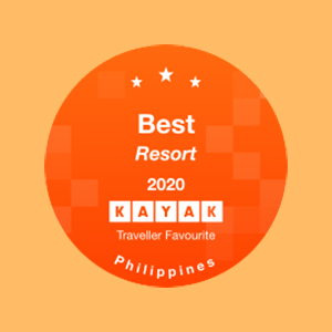 kayak best resort award 2020
